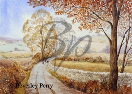 Autumntime in the Cotswolds