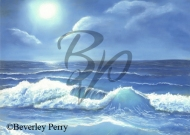 Moonlit Surf - Pastel Limited Edition