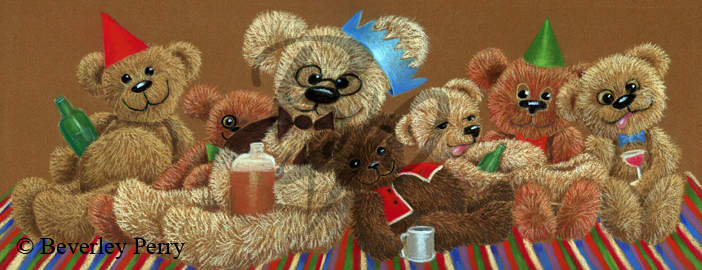 Party Animals - Pastel