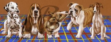 Puppy Love - Pastel