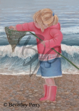 Seaweed Surprise - Pastel